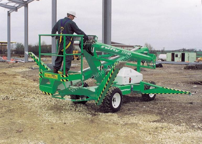 SD170 Self Drive Work Platform