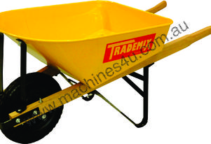 Trademix Contractors Wheelbarrow