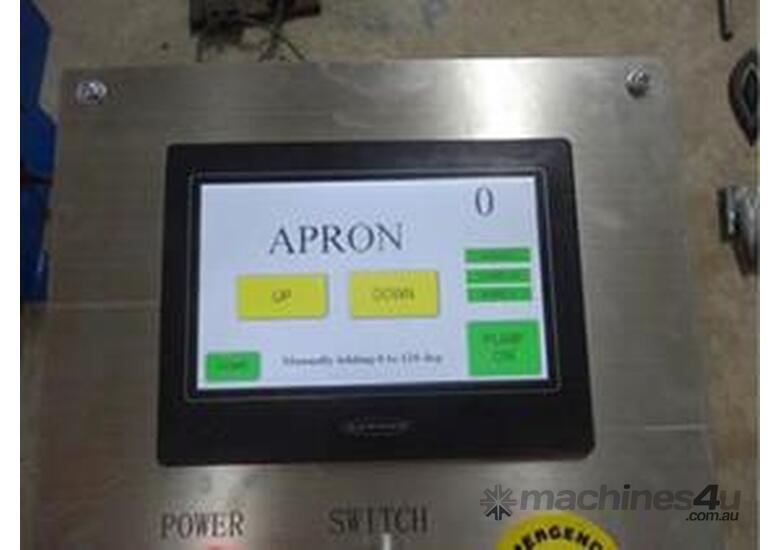 CMT 2500 X 4 POWER PAN BRAKE TOUCH SCREEN