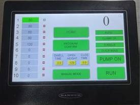 CMT 2500MM LENGTH | 4MM CAPACITY | HYDRAULIC | CNC TOUCH SCREEN CONTROLLER | PAN BRAKE - picture2' - Click to enlarge