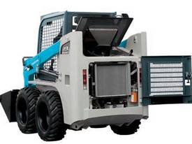 Toyota HUSKI 5SDK8 Skid Steer - picture4' - Click to enlarge