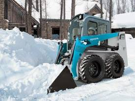 Toyota HUSKI 5SDK8 Skid Steer - picture12' - Click to enlarge