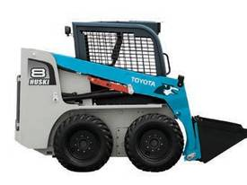 Toyota HUSKI 5SDK8 Skid Steer - picture18' - Click to enlarge
