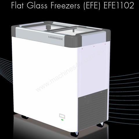 Flat Glass Freezers EFE1102