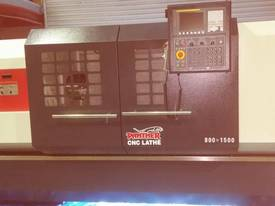 PECAK 6180A SERIES CNC LATHE - picture0' - Click to enlarge
