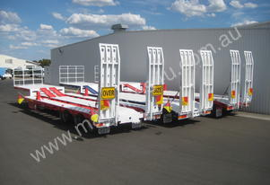 NEW Brimarco Heavy Duty Drop Deck Trailers