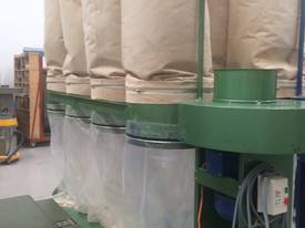 T1000 Clear Dust  Collection bags,  635mm