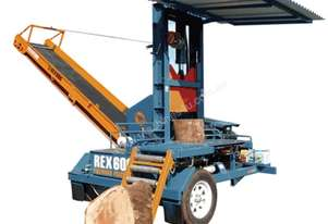 Whitlands Engineering Rex 600 Firewood Processor