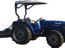 36HP Tractor with 5 foot Slasher