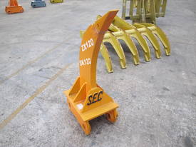 2017 SEC 12ton Excavator Ripper ZX120 - picture0' - Click to enlarge
