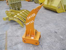 2017 SEC 12ton Excavator Ripper ZX120 - picture4' - Click to enlarge