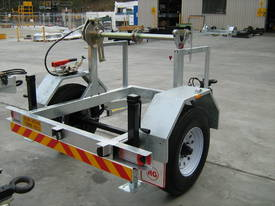 REDMOND GARY 1.5 Tonne ABC Cable Drum Trailer - picture0' - Click to enlarge