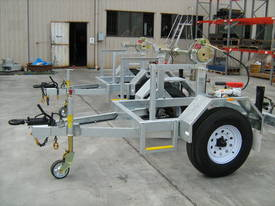 REDMOND GARY 1.5 Tonne ABC Cable Drum Trailer - picture1' - Click to enlarge