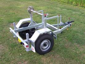 REDMOND GARY 1.5 Tonne ABC Cable Drum Trailer - picture3' - Click to enlarge