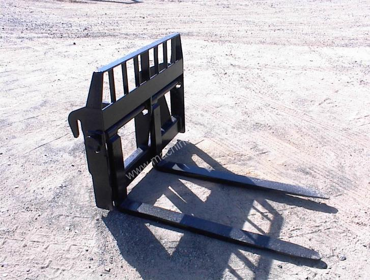 Terex Lift quick hitch forks