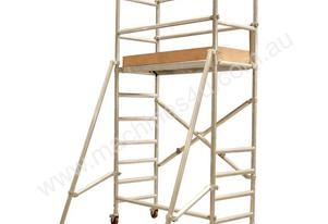 2.0M HIGH SCAFFOLDING BASE PACK + GUARDRAIL PACK