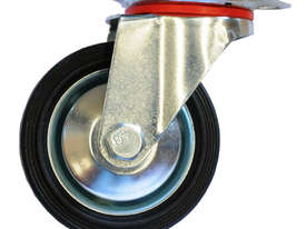 43030 - RUBBER MOULD STEEL CORE CASTOR(SWIVEL) - picture0' - Click to enlarge