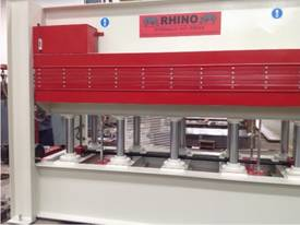RHINO HEAVY DUTY 4 Daylight 150T 3050x1300mm HOT PRESS *AVAIL NOW* - picture11' - Click to enlarge