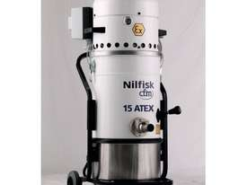 Nilfisk Compressed Air Industrial Zone 22 Vacuum IVS 15ATEX Z22 M - picture1' - Click to enlarge