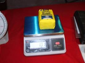 Bench Scale: Waterproof IP65 Up to 30kg - Pelican  - picture3' - Click to enlarge