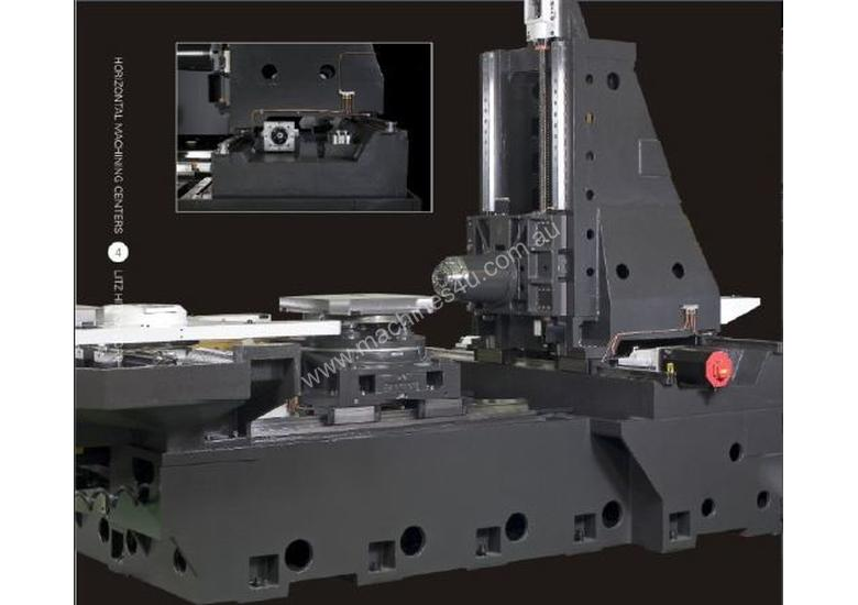 Litz LH Series CNC Horizontal Machining Centres