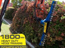1800 mm Hedge Trimmers for 1.5 to 8.0T Excavator