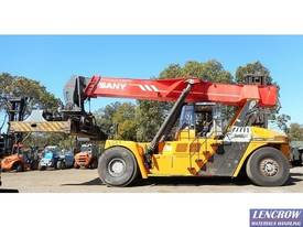 Used Container Handler