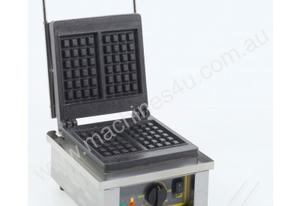 Roller Grill GES 20 Waffle Machine - Single 4 x 6sq