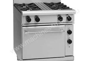 Waldorf 800 Series RN8510GE - 750mm Gas Range Electric Static Oven