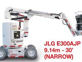 JLG E300AJP 9.14m - 30� (NARROW)