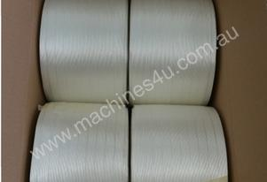 8 Rolls of HEAVY DUTY Bale Strap - 13mm x 400m