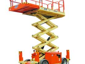 260MRT Engine Powered Scissor Lifts - picture16' - Click to enlarge