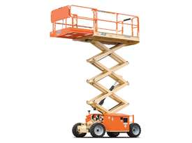 260MRT Engine Powered Scissor Lifts - picture17' - Click to enlarge