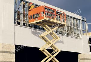 260MRT Engine Powered Scissor Lifts