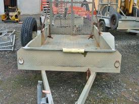 PANTON HILL SINGLE AXLE PLANT TRAILER - picture2' - Click to enlarge