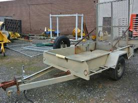 PANTON HILL SINGLE AXLE PLANT TRAILER - picture3' - Click to enlarge