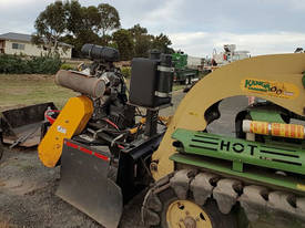 2011 Branch Manager 38 Special Stump Grinder attac - picture3' - Click to enlarge