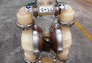 Diaphragm Pump - In/Out:50mm Dia.