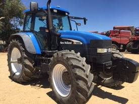 New Holland TM190 FWA/4WD Tractor