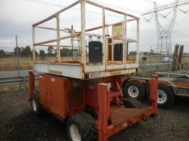 JLG SRT2670 SCISSOR LIFT CHERRY PICKER ELEVATING W - picture1' - Click to enlarge