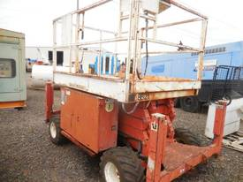 JLG SRT2670 SCISSOR LIFT CHERRY PICKER ELEVATING W - picture0' - Click to enlarge