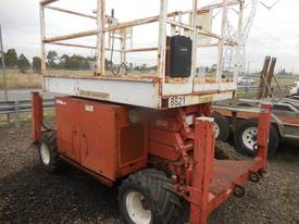 JLG SRT2670 SCISSOR LIFT CHERRY PICKER ELEVATING W - picture6' - Click to enlarge