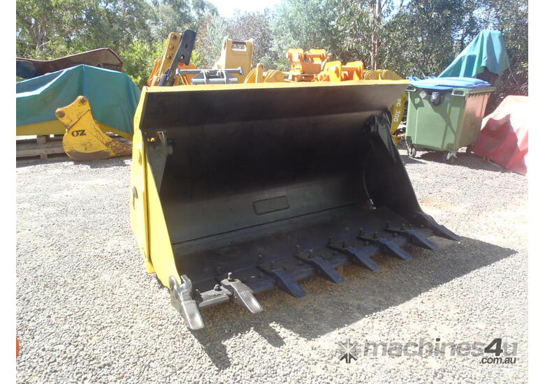 Loader Bucket JAWS
