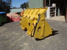 Loader Bucket JAWS - picture1' - Click to enlarge