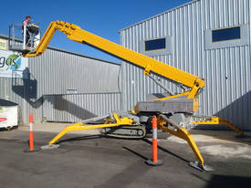 2009 Omme 3000 RBDJ Crawler Mounted Spider Lift