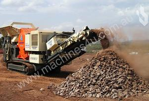 Gasparin   GI 129C Jaw Crusher