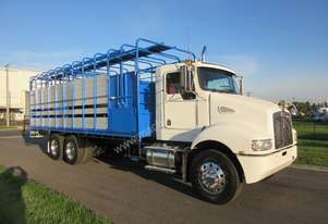 Kenworth T350 Stock/Cattle crate Truck