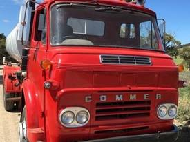 COMMER 1968 BOGIE DRIVE - PETROLEUM/WATER TANKER - picture4' - Click to enlarge
