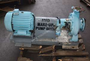 AJAX centrifugal process pump 125 x 100