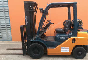 2.5t Container Toyota Forklift